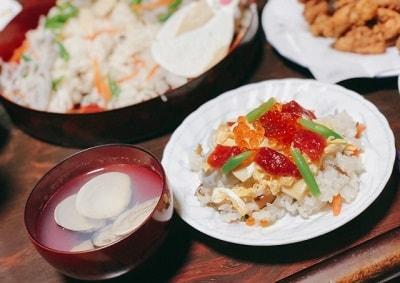 ひな祭りに行事食を食べる理由