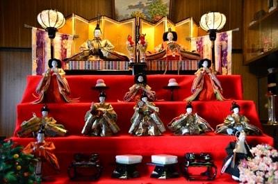 雛人形はいつから飾る?関東地方の時期と期間
