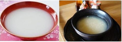 ひな祭りの飲み物「白酒」と「甘酒」の違い