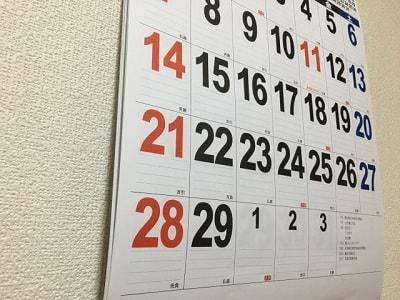 うるう年(閏年)とは?意味を簡単に説明します